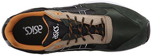Saga black Shoe Running ASICS Black Men Gel Retro qECERwa