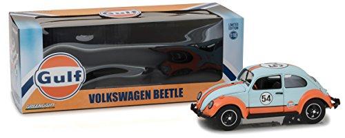 GreenLight - (1:18 Scale) Volkswagen Beetle - Gulf Oil Racer - 12994