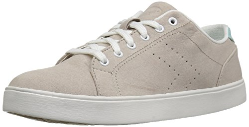Dr. Scholl's Shoes Women's Madi Chevron Fashion Sneaker, Simply Taupe Microfiber, 7 M US