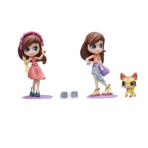 Littlest Pet Shop Blythe Style Trendy Set ()