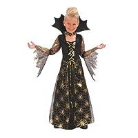 Just For Fun - Costume da Spiderella, per bambina, taglia S