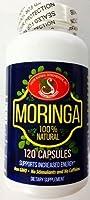 Salud Natural Moringa 100% Natural 120 Caps Supports Increased Energy