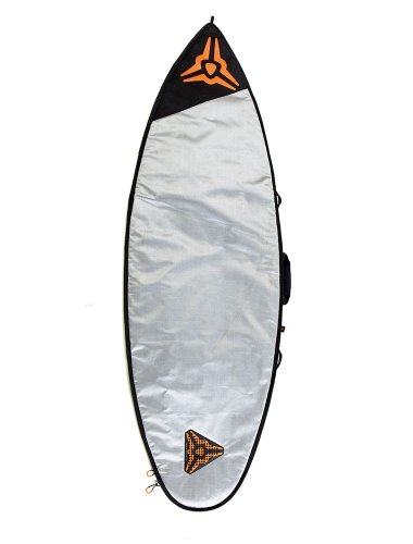 Kelly Slater's Komunity Project Stormrider Traveller Single Shortboard Surfboard Travel Bag - 7'4 by Komunity Project (Image #1)