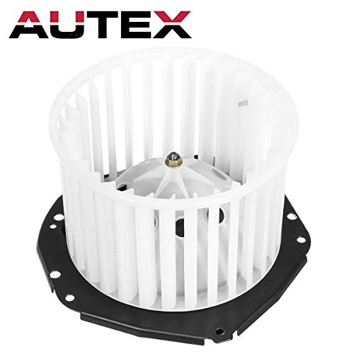 AUTEX HVAC Blower Motor Assembly Compatible with CHEVROLET ASTRO,GMC SAFARI 1996-2005,CHEVY S10 PICKUP,GMC SONOMA 1994-2004,CHEVY BLAZER 1995-2002 Blower Motor 19179474 700092