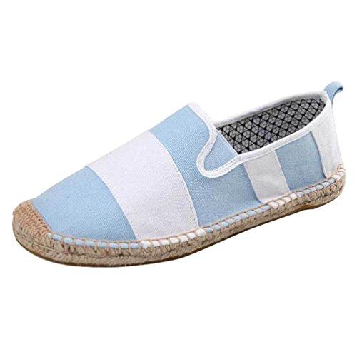 Uomo Casuale Espadrillas Unisex Donna Beige Unita Basse Scarpe Scarpe Tinta Lvguang Loafers Slip Moda Flats on q5RtTxnzHw