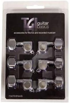 TGI TG415C - Clavijeros para guitarras