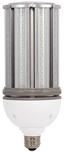 (6-Pack) Satco S9392 - 36W/LED/HID/5000K/100-277V 36W 5000K E26 Base 150W HID Replacement LED Light Bulb by Satco