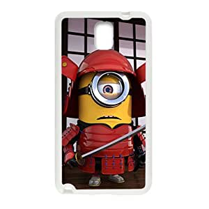 WAGT Red armour Minions Cell Phone Case for Samsung Galaxy Note3