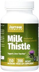 Jarrow Formulas Milk Thistle (Silymarin ...