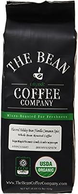 The Bean Coffee Company Holiday Bean (Vanilla Cinnamon Spice)