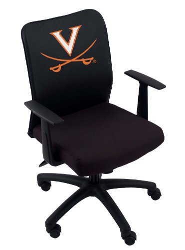 NCAA Virginia Cavaliers Office Chair With Arms by Boss Office Products