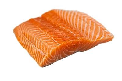 "Frozen ""Blue Circle"" Norwegian Farmed Sushi Grade Salmon (Sake)"