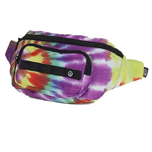 - neff Men's waistpack, tripper dye One Size