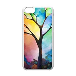 Love Tree Customized Cover Case for Iphone 5C,custom phone case ygtg594643