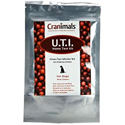 Cranimals UTI Test Kit For Dogs - 2 tests