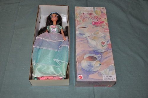 Special Edition Spring Tea Party Barbie, Brunette