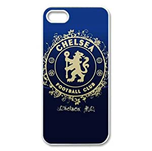 Iphone5/5s Covers Chelsea Football club hard silicone case