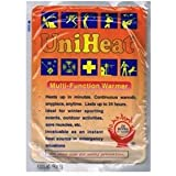Uniheat Multi Function Warmer Heat Pack x 10