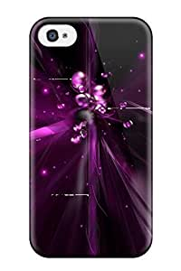 Iphone 4/4s Case Slim [ultra Fit] Shapes Abstract Protective Case Cover
