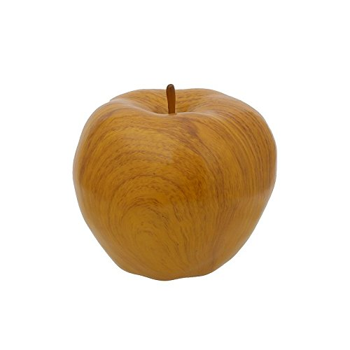 Flora Bunda FT-906W Large Apple with Wood Pattern -12pcs (C07)