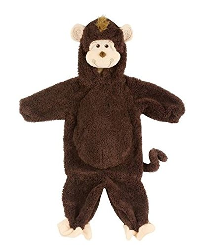 Koala Kids Monkey Baby Boys & Girls Dress Up Halloween Costume (12 Months) (Preemie Halloween Costumes)