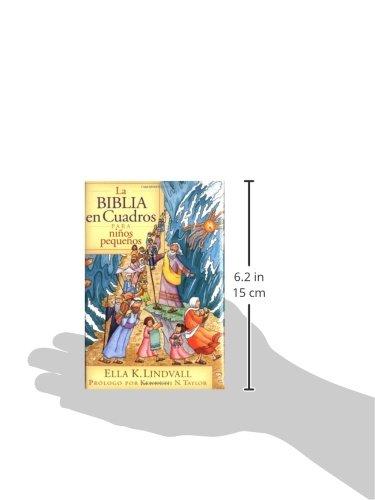 La Biblia en cuadros para niños pequeños (Spanish Edition): Ella K. Lindvall: 9780825417108: Amazon.com: Books