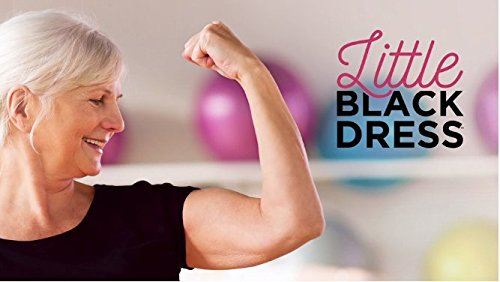 Little Black Dress The Low Impact Workout Exercise and Fitness Program for Women Over 50 and Seniors DVD by Little Black Dress