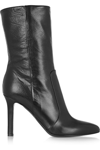 Tamara 90MM Choo Rebel Black Designer Boots Mellon Jimmy Chief rqYzxrPS
