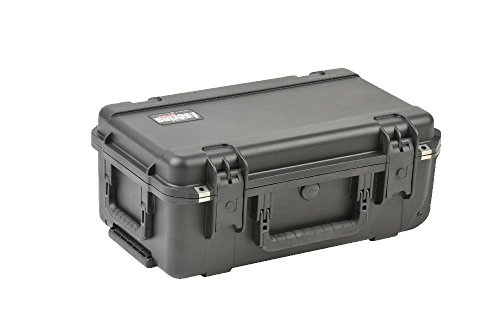 SKB iSeries 2011-7 Waterproof Case (with cubed foam)  3i-2011-7B-C by SKB