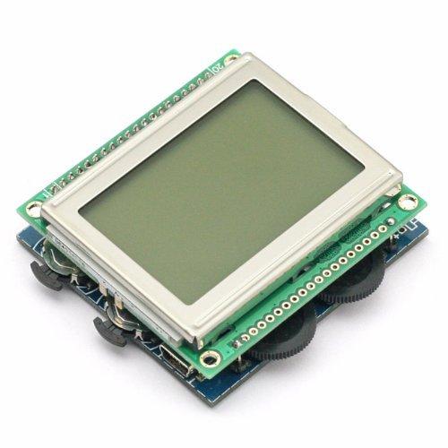 RioRand (TM) AVR DSO150 Mini Pocket-Sized Digital Storage Oscilloscope Board ATmega88