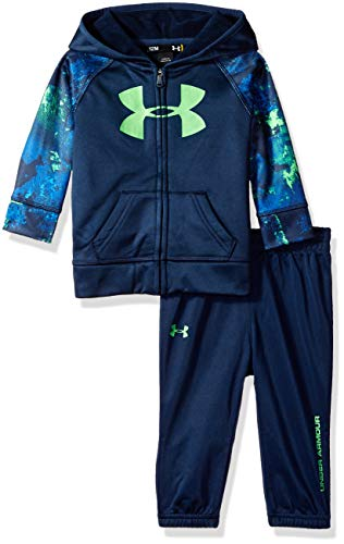 ys Track Set with Hood, Academy Bedrock camo, 18 Months ()