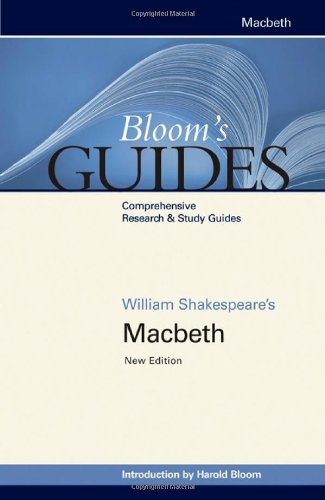 Macbeth (Bloom's Guides (Hardcover))