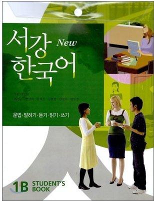 Sogang Korean 1B student's book : Including CD [Korean language][003kr] pdf epub