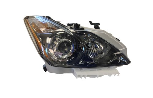 Coupe G37 Convertible - Depo 325-1103R-ASHN2 Headlight Assembly (INFINITI G37 COUPE/CONVERTIBLE. 11-13/Q60 COUPE/CONVERTIBLE. 14 ASSEMBLY XENON PASSENGER SIDE)