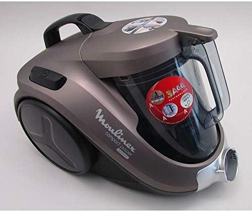 Moulinex MO3786PA - Aspirador sin bolsa: Amazon.es: Hogar