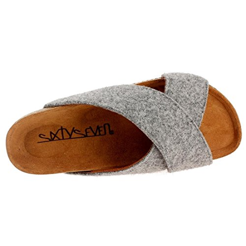 Sixtyseven 76191 Sixty Cony Seven Gris Femme qxwY4wR