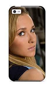 Durable Celebrity Hayden Panettiere People Celebrity Back Case/cover For Iphone 5c
