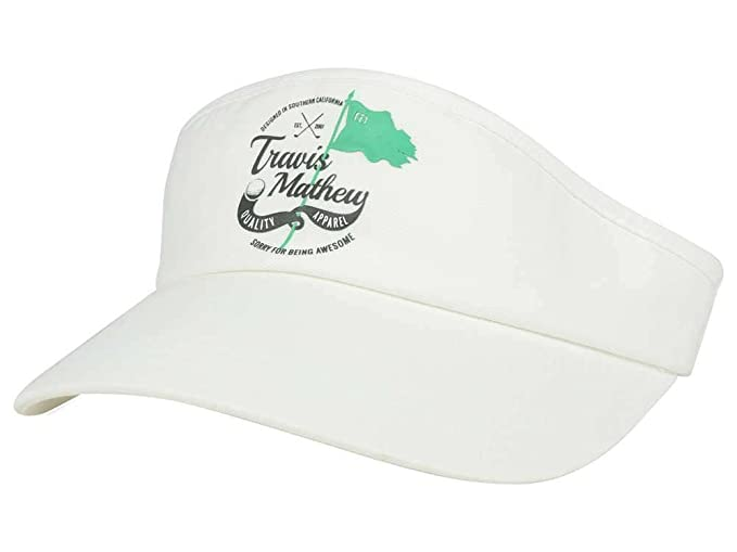 4334c2443 Travis Mathew Marquez Visor at Amazon Men's Clothing store: