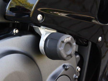 Satz Gsg Moto Ds Sturzpads Passend Für Die Cbr 1000 Rr Sc57 06 07 Fireblade Auto