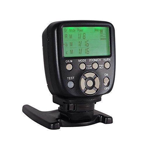 YONGNUO YN560-TX II Wireless Flash Controller YN560-TX II/C for DSLR Canon cameras + WINGONEER Diffusor by YONGNUO WINGONEER