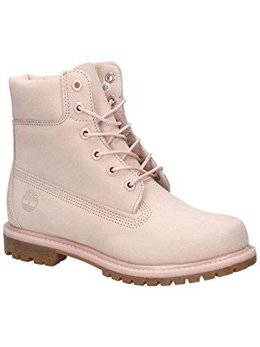 Timberland Ftb_6in Premium Boot - W 10361 Damen Stiefel Cameo Rose