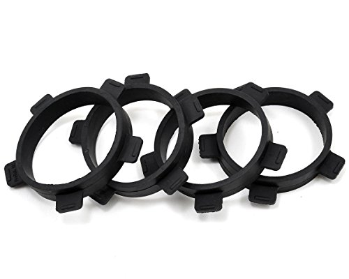 Buggy Tire (ProTek RC 1/10 Off-Road Buggy & Sedan Tire Mounting Bands (4))