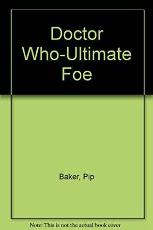 book cover of The Ultimate Foe