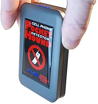 pockethound Covert detector de teléfono celular para la aplicación de la ley, Universidades y centros penitenciarios: Amazon.es: Electrónica