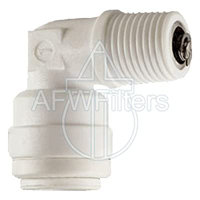 Check Valve Elbow for Reverse Osmosis (RO) Filter Systems from Hydronix