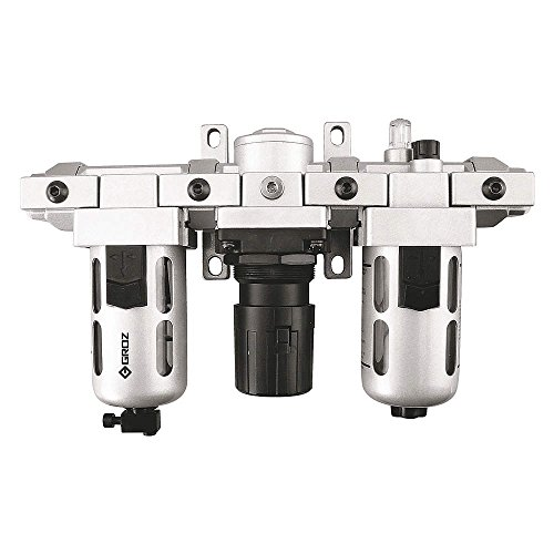 Groz - 7DX46 - 9.84 x 8.66 Filter/Regulator/Lubricator