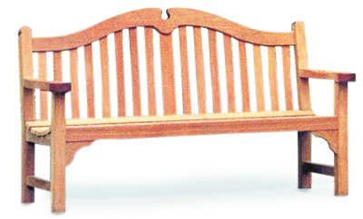 Build-Your-Own Tudor Bench Plan - American Furniture Design (Valley Lee Outdoor Furniture)