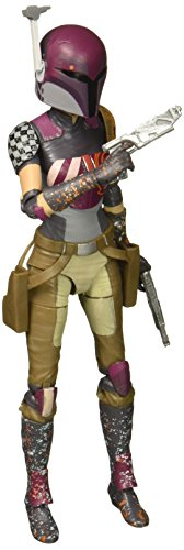 Star Wars The Black Series Sabine Wren]()