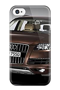 New Audi Suv 8 Tpu Case Cover, Anti-scratch ZippyDoritEduard Phone Case For Iphone 4/4s