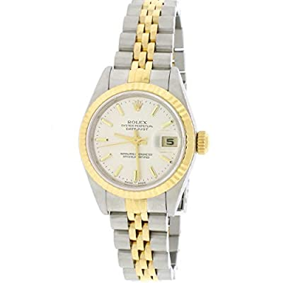 Rolex Datejust Automatic-self-Wind Female Watch 179173 (Certified Pre-Owned) from Rolex